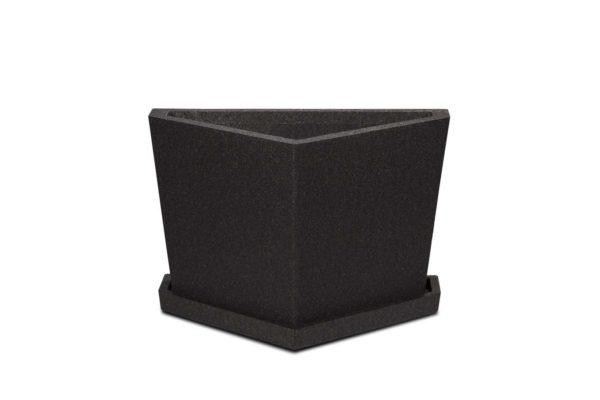 corner black
