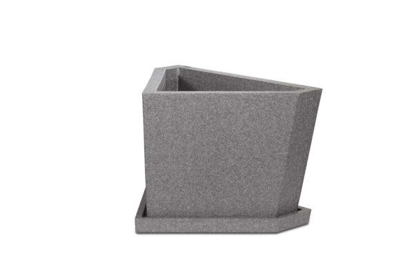 corner grey